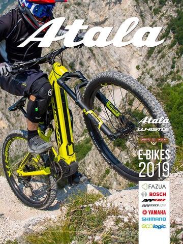 Catalogo Whistle Atala E Bike 2019 By Comercial Pous Issuu