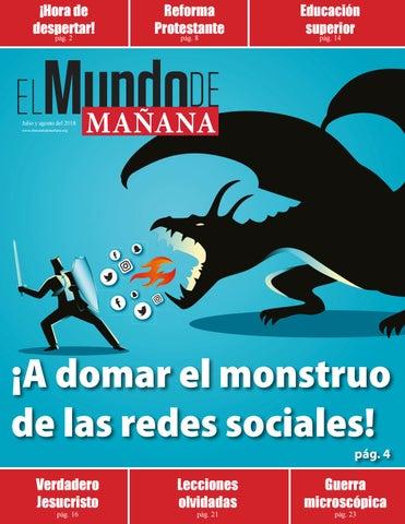 Julio-Agosto 2018 by El Mundo de Mañana - issuu