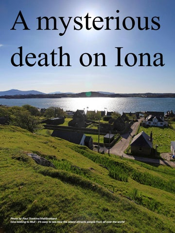 Page 144 of A mysterious death on Iona