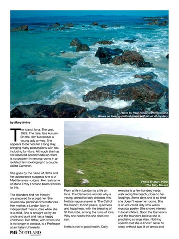 Page 145 of A mysterious death on Iona