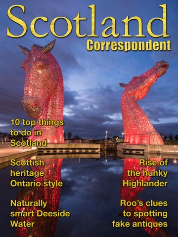 Scotland Correspondent Issue 20 by Scotland Correspondent