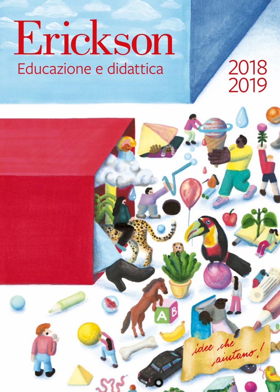 Erickson Catalogo 2018 2019 By Edizioni Centro Studi Erickson