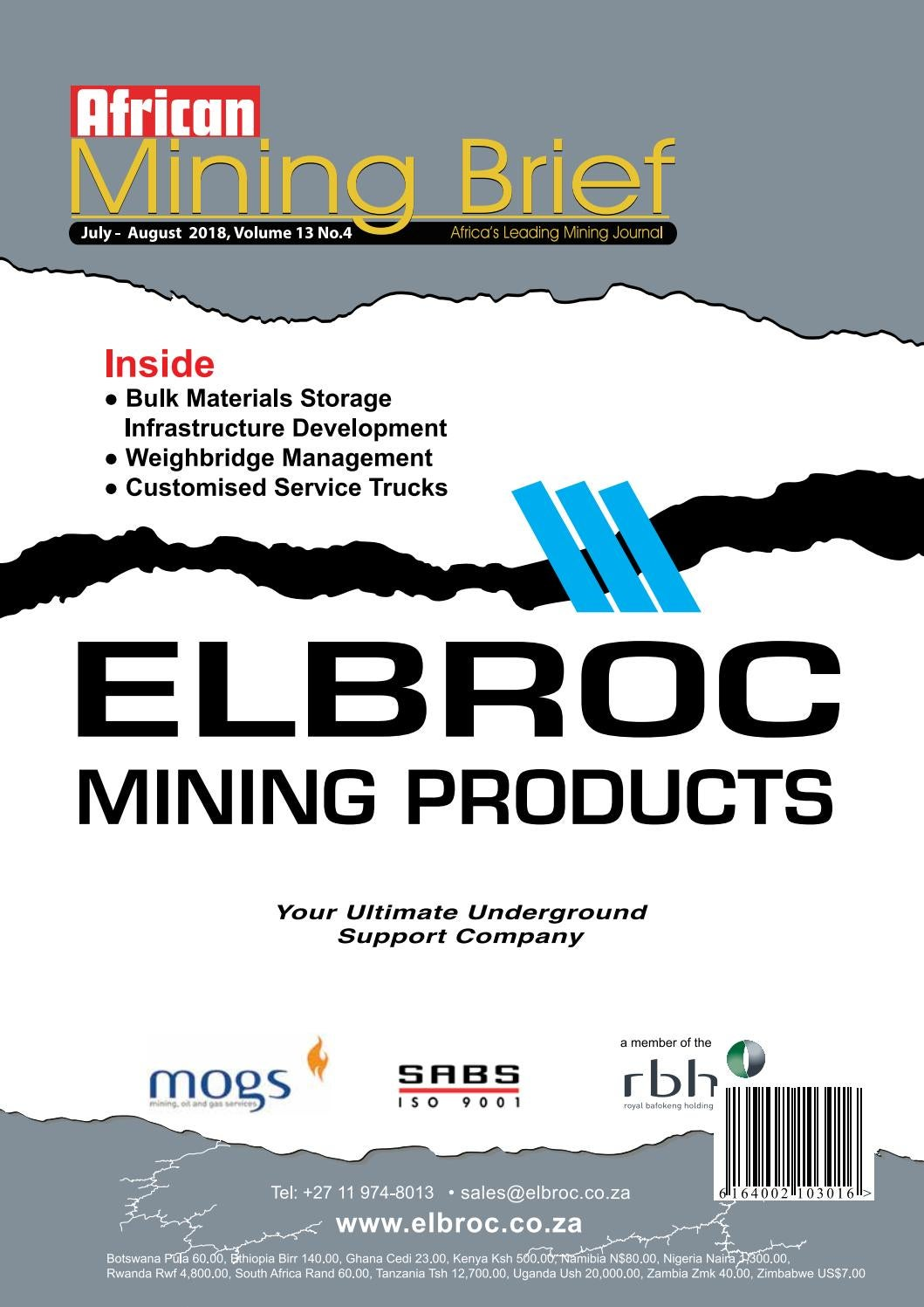 African Mining Brief By Ambriefonline Issuu Digital Control Lab Ag Sag Ball Mill Optimization And Process