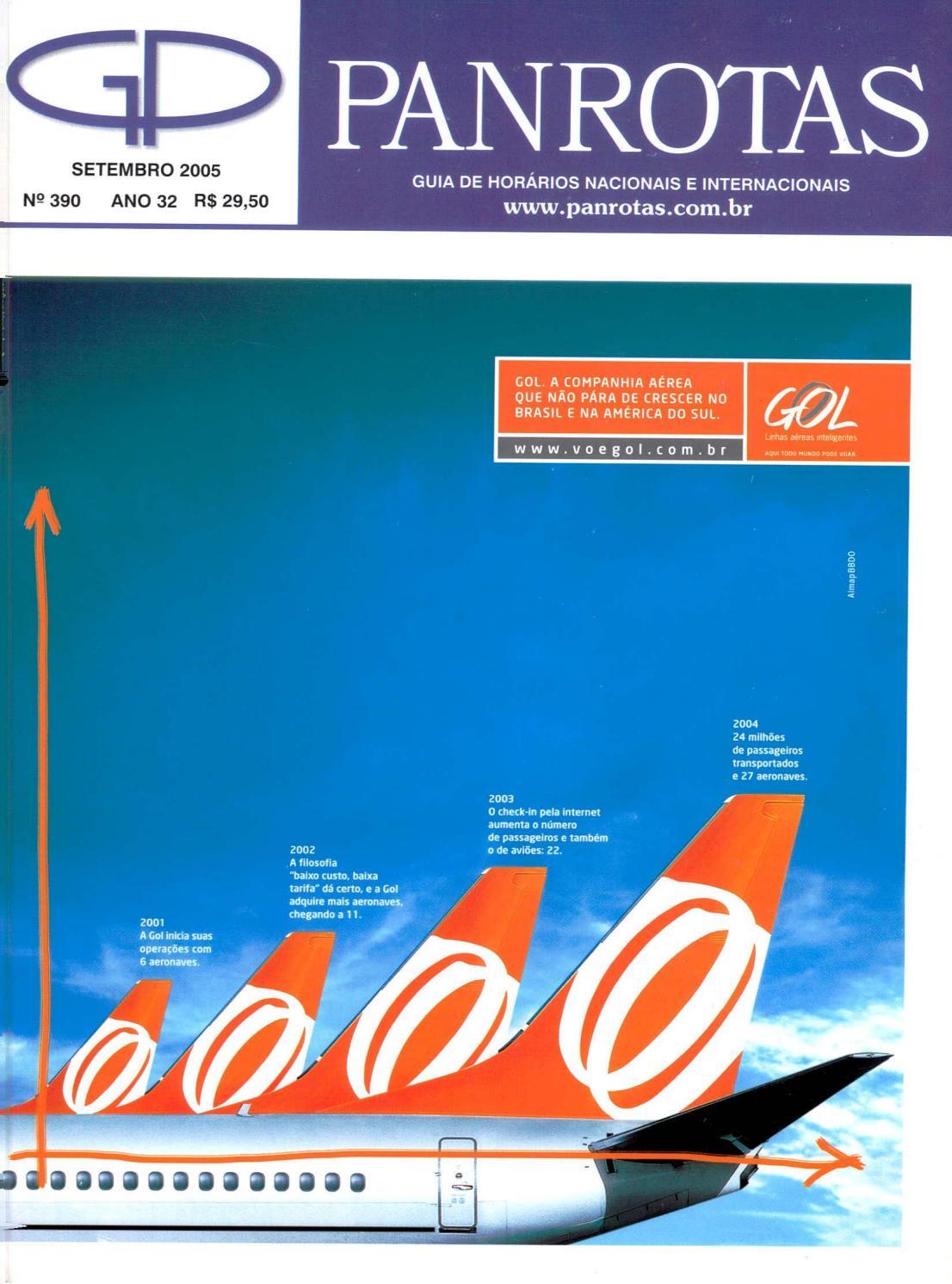 394a8de051 Guia PANROTAS - Edição 390 - Setembro 2005 by PANROTAS Editora - issuu