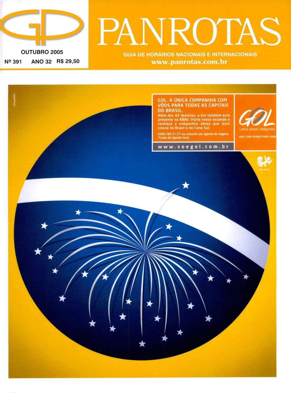 7361a92e3f Guia PANROTAS - Edição 391 - Outubro 2005 by PANROTAS Editora - issuu