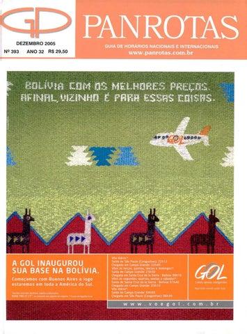 050c3d87d64d Guia PANROTAS - Edição 393 - Dezembro/2005 by PANROTAS Editora - issuu