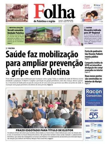 Folha de Palotina 11 05 2018 by Folha de Palotina - issuu 25b099f565517