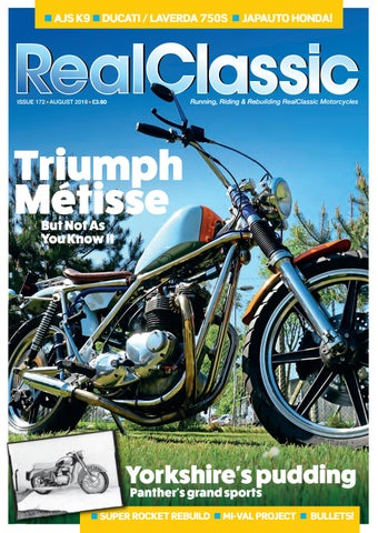 Real Classic - August 2018 by Mortons Media Group Ltd - issuu