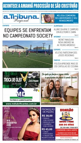 67eb38fc94942 jornal A Tribuna Regional de Cravinhos by Leandro Cavalcanti - issuu