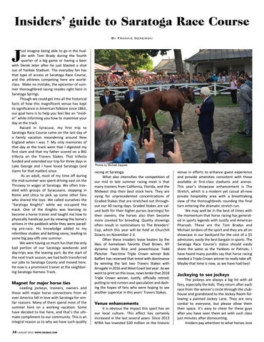Page 34 of Saratoga Race Course