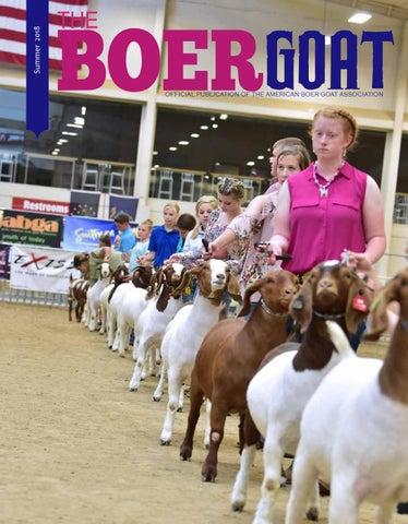 The Boer Goat Summer 2018 by abga2 - issuu