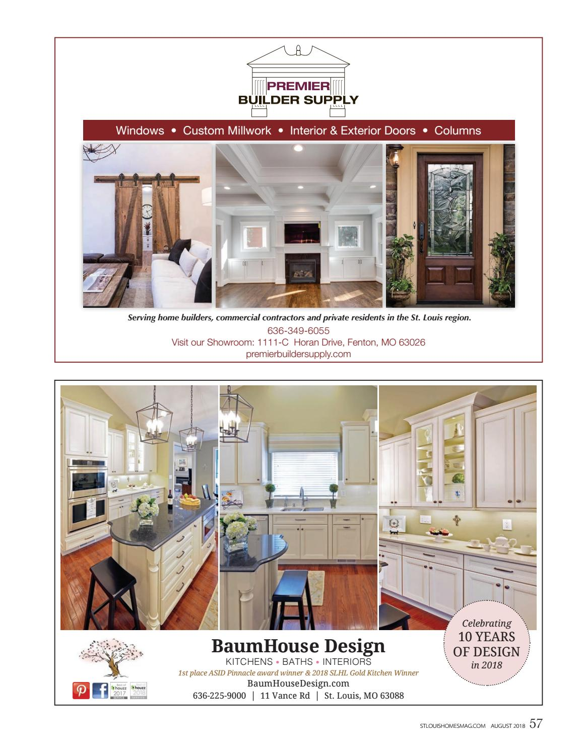 August 2018 By St Louis Homes Lifestyles Issuu