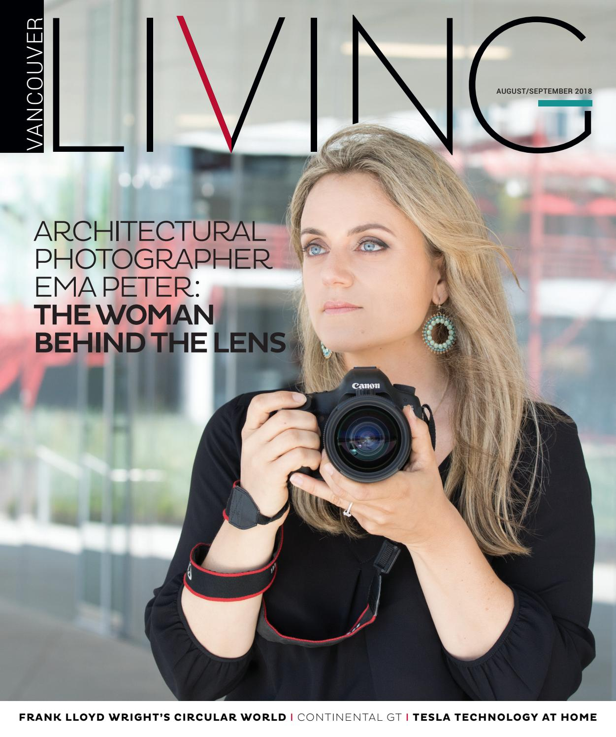 Vancouver Living August/September 2018 by NSN Features - issuu