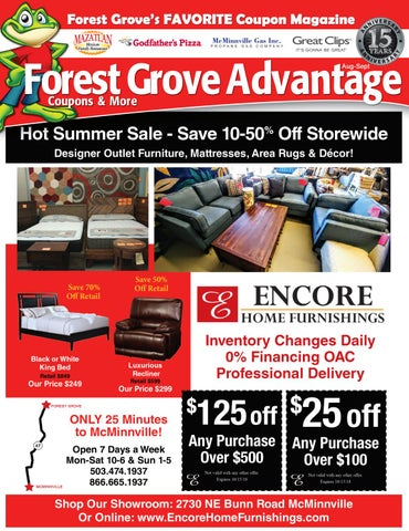Forest Grove Advantage Guide   AUGUST 2018 By Active Media ...