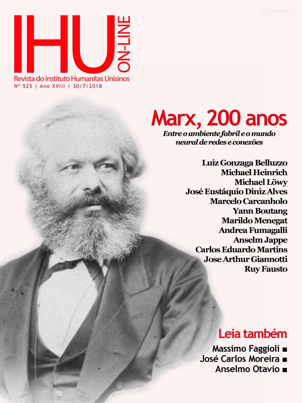 Edicao 525 Karl Marx 200 Anos By Ihu Issuu