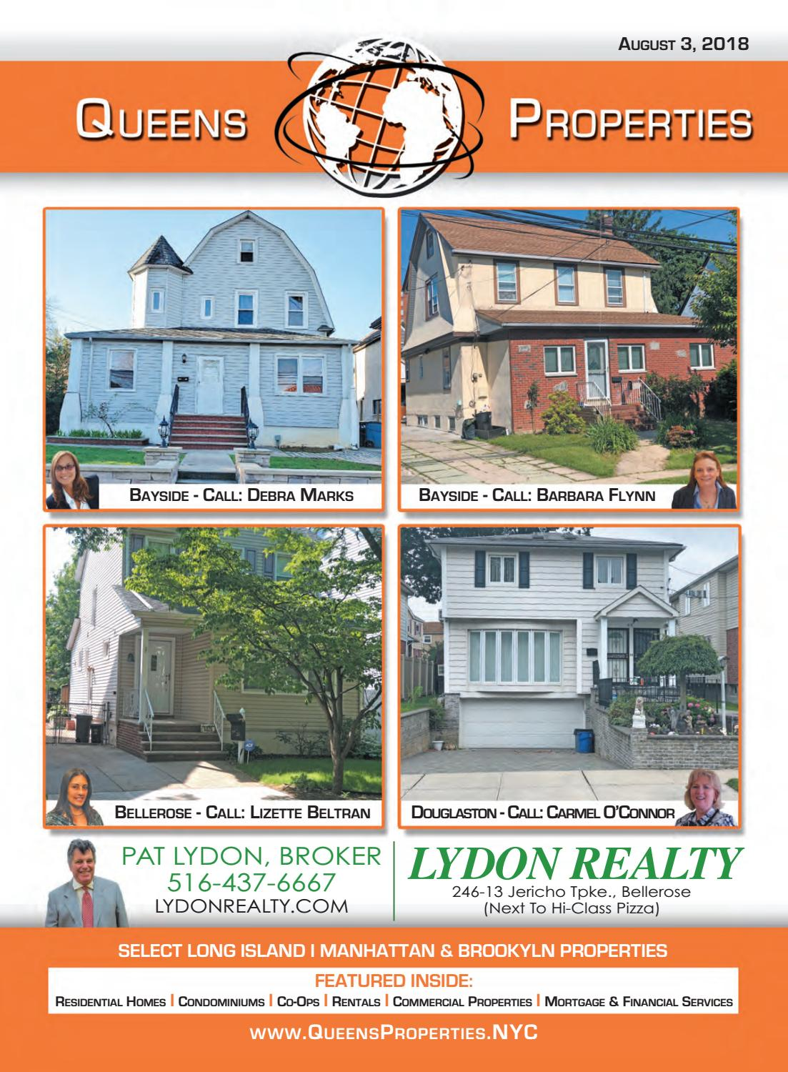 Queens Ny August 3 2018 Queens Properties Magazine By Queens Properties Magazine Issuu