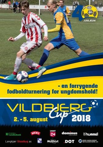 37c5bfafbb4 Vildbjerg Cup program 2018 by Vildbjerg Cup - issuu