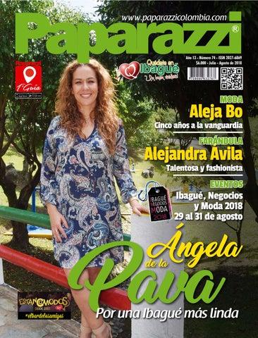 91ffd9a7d Paparazzi 74 by Revista Paparazzi - issuu