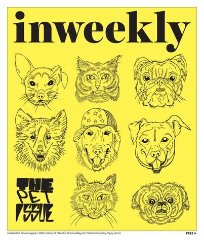 Inweekly Aug  2 2018 Issue by Inweekly - issuu