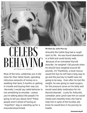 Page 26 of Celebs Behaving...Actually Good