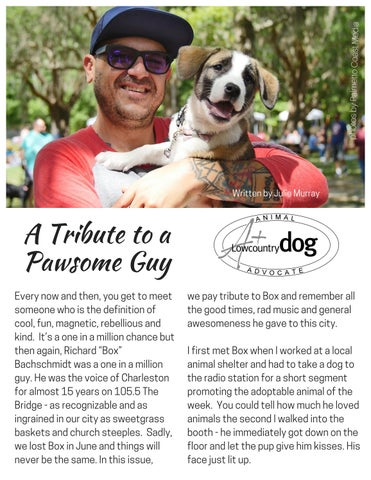 Page 32 of A Tribute to a Pawsome Guy