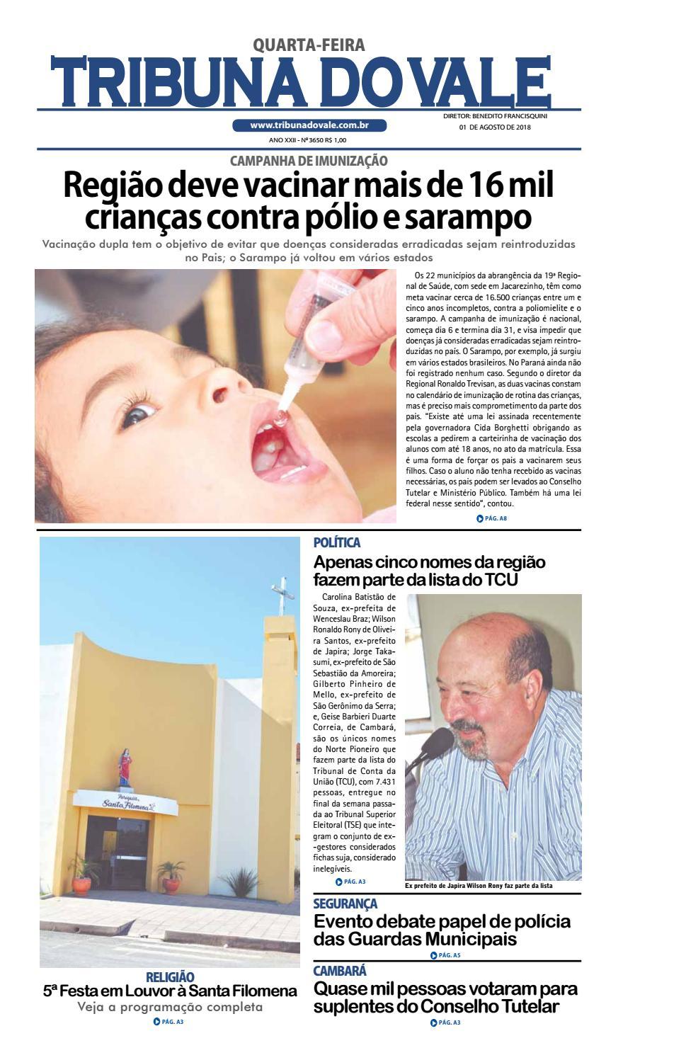 d8ef6ed8a21 3650 by Tribuna do Vale - issuu