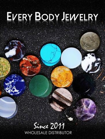 Epoxy Clover Amethyst Purple Multi Crystal Stone Internally Threaded Surgical Steel Flesh Tunnels