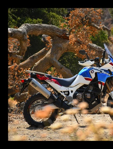 Page 36 of Riding Impressions: 2018 Honda Africa Twin Adventure Sports
