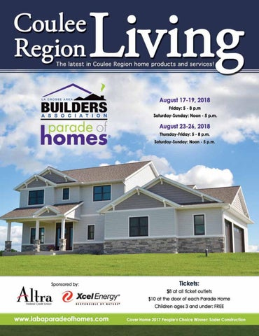 2018 Parade Of Homes By Coulee Region Communications Llc Issuu