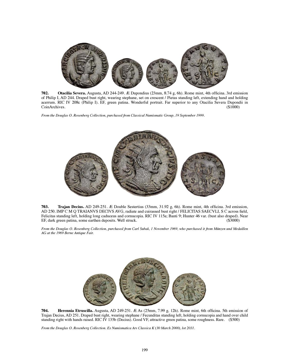 CNG 109 Virtual Catalog by Classical Numismatic Group, LLC