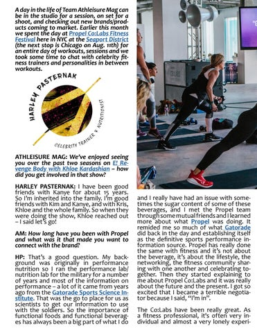 Page 62 of ATHLEISURE MAG JUL 2018 | THE FIT SET