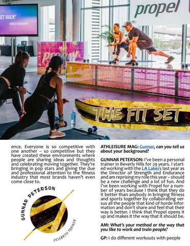 Page 63 of ATHLEISURE MAG JUL 2018 | THE FIT SET