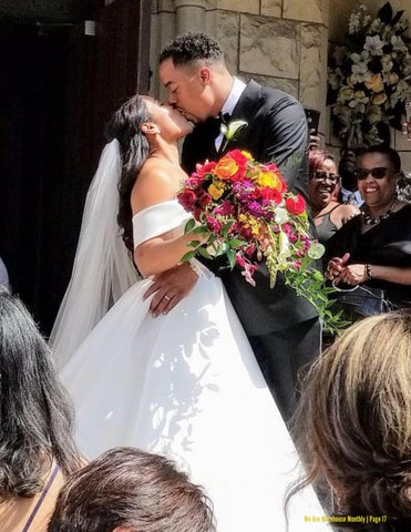 Page 19 of Vows: Emile Thompson '05 + Diana Banks