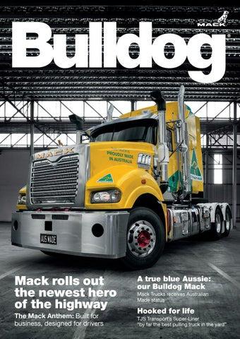 Bulldog Magazine 2017 Annual by MackTrucksAustralia - issuu