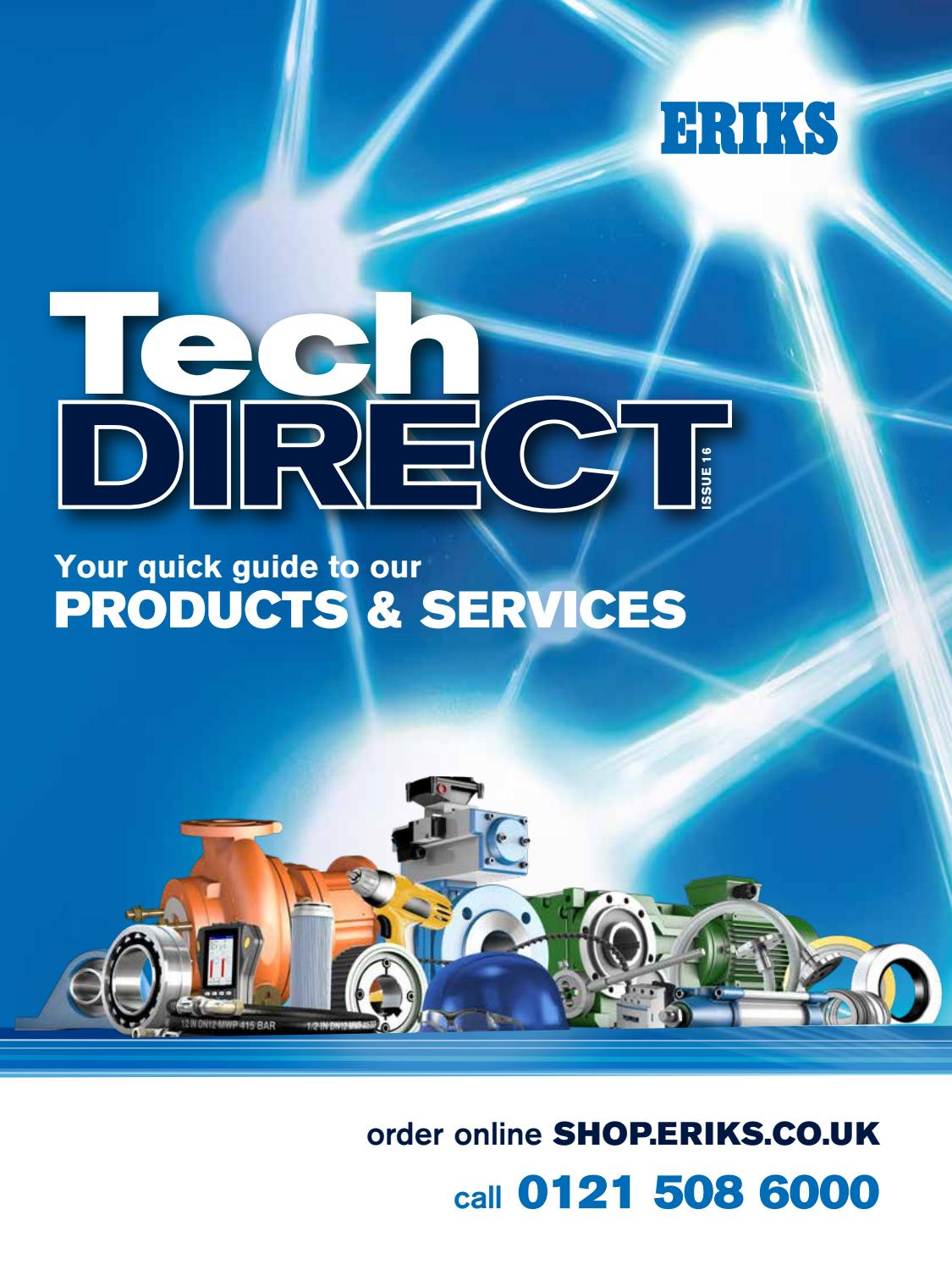 Tech Direct Issue 16 by ERIKS UK & Ireland - issuu