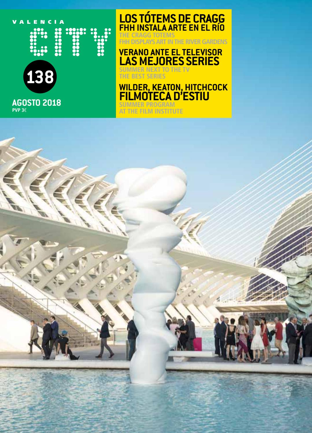 Valencia City agosto 2018 by Valencia City issuu