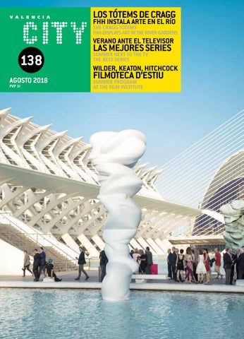 6ddcc35d99 Valencia City agosto 2018 by Valencia City - issuu