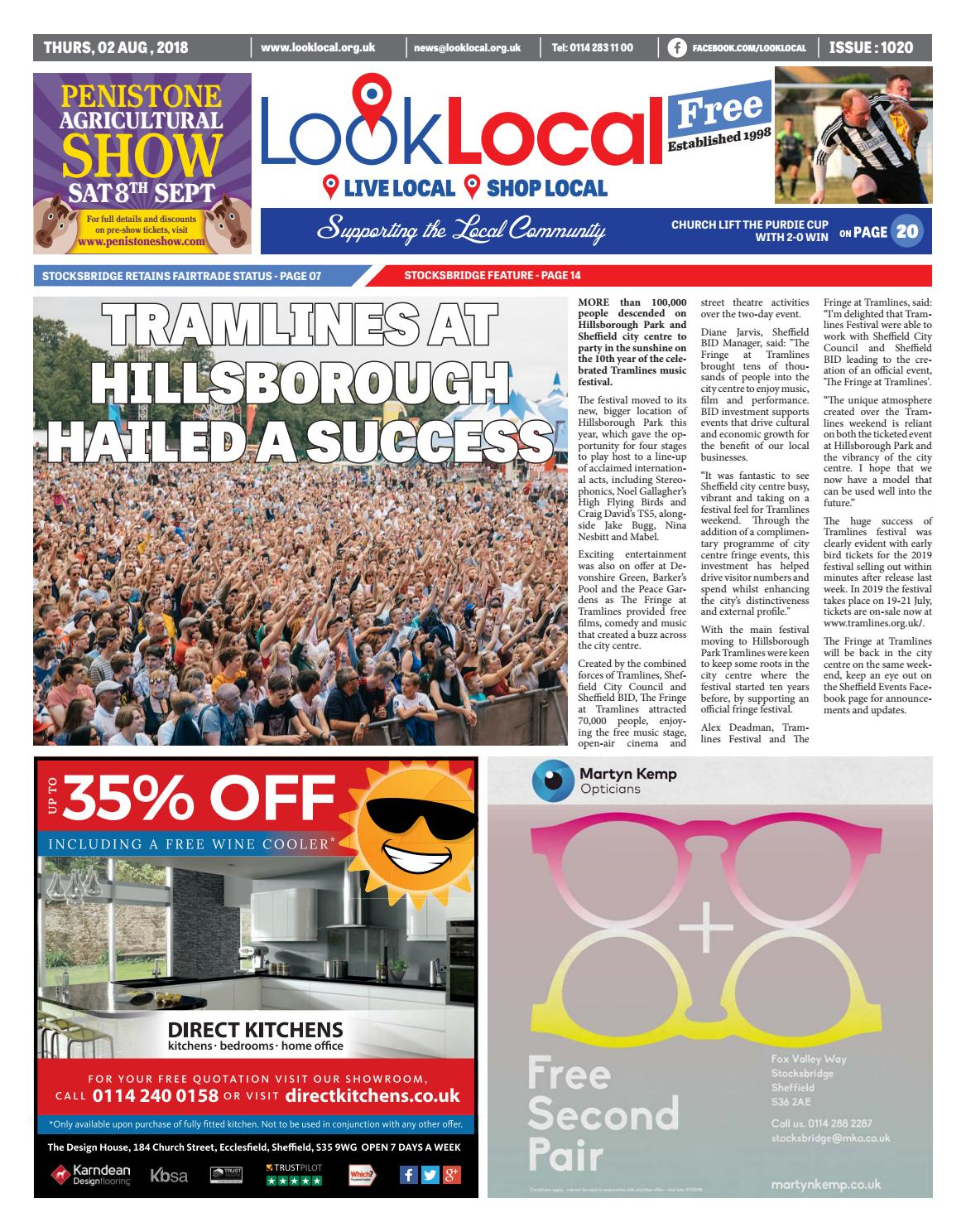 8af36fd20 Issue 1020 Thursday 2 August 2018 by Look Local Newspaper - issuu