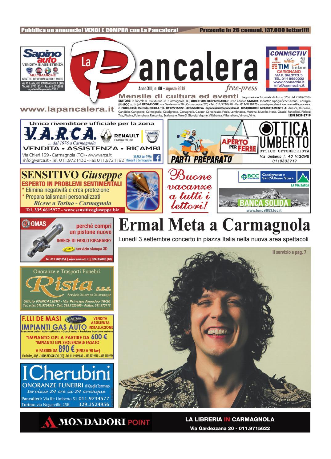 5598dc8b2c37 la Pancalera agosto 2018 by la Pancalera - issuu