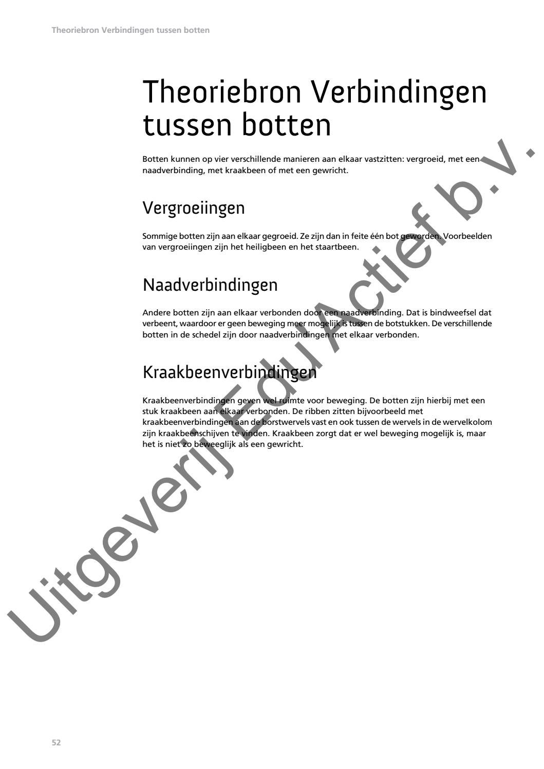 9789037232936 Anatomie Fysiologie En Pathologie Deel 4 By