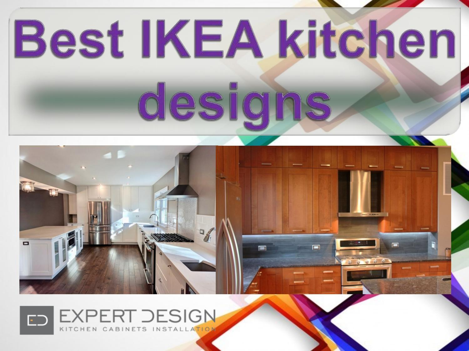 Best Ikea Kitchen Design By Expert Design Llc Issuu