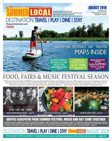 fce4af13986 The Summer Local AUGUST 2018 by Brenda Perks - issuu