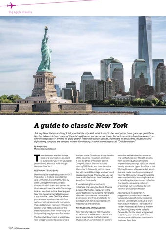 Page 102 of A guide to classic New York