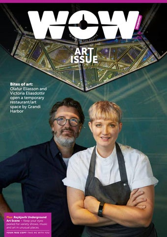 bcef0a51877aac WOW magazine - Art Issue by WOW air - issuu