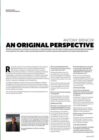 Page 21 of An original perspective - Amazing photos