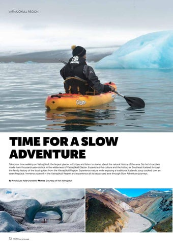 Page 72 of Take your time - A slow adventure in Iceland