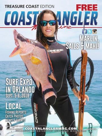 9e65281ce8d16 Coastal Angler Magazine - August   Treasure Coast by Coastal Angler ...