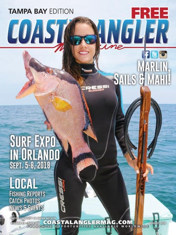 b46c1379d0dec Coastal Angler Magazine - August   Tampa Bay by Coastal Angler ...