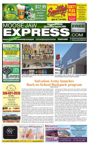 fa57282f01418 Moose Jaw Express by Moose Jaw Express - issuu