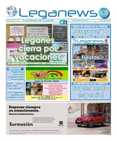 f88ecc294 Leganews - n40 by Leganews Comunicacion - issuu